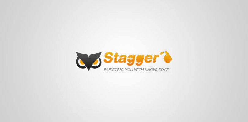 Stagger'd