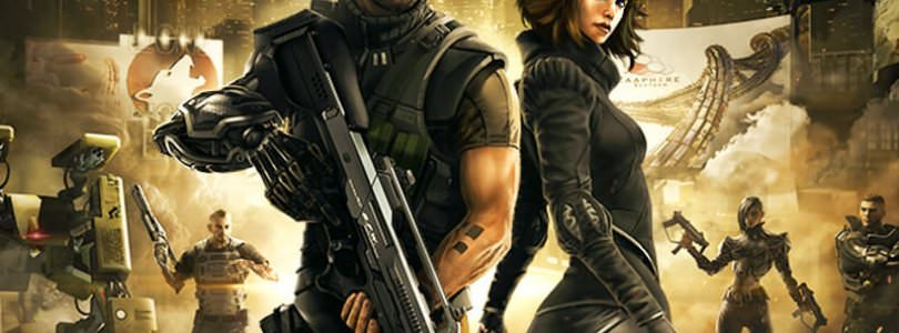 Deus Ex: The Fall Announcement Trailer