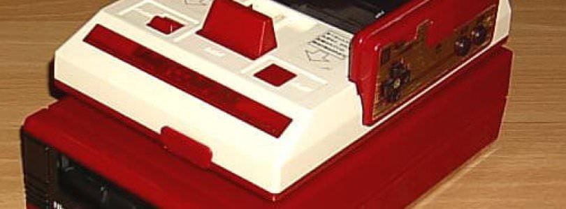Happy 30th birthday, Famicom!