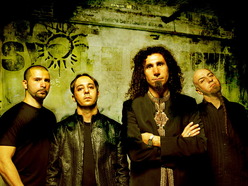 SYSTEM OF A DOWN - free downloads mp3