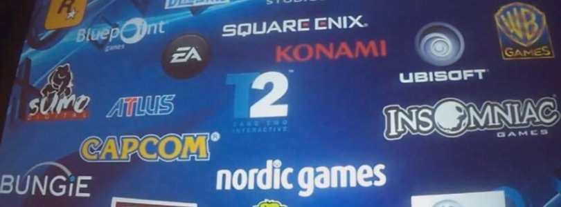 """21 third partnerships for """"Exclusive PlayStation content"""""""