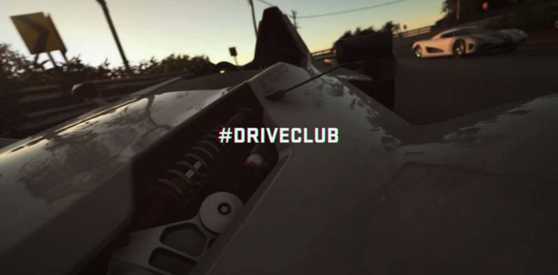 PS4 exclusive DriveClub has been delayed to 2014