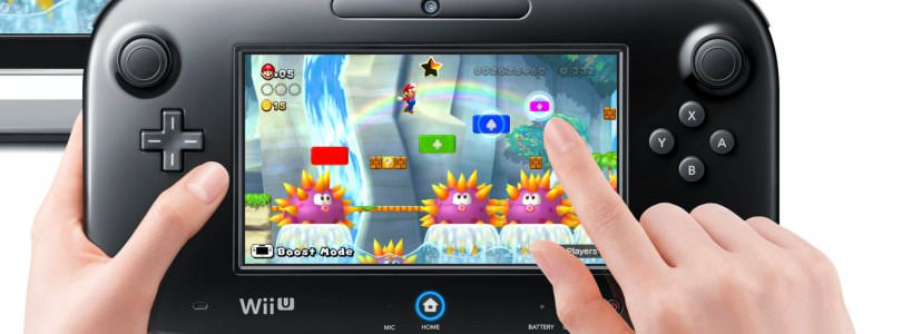 Alleged Wii U patent infringed