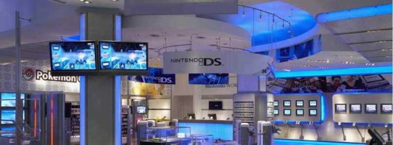 Nintendo World NYC