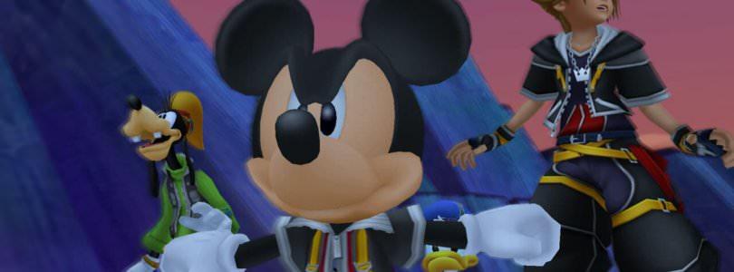 Kingdom Hearts HD 2.5 ReMIX – Compilation Trailer