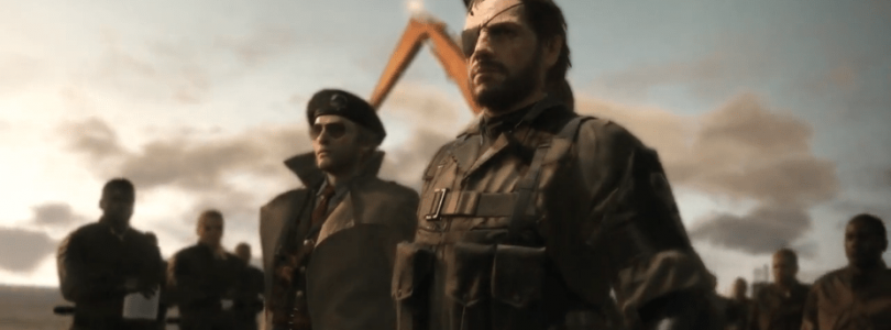 Metal Gear Solid V: Definitive Edition listed through retail websites
