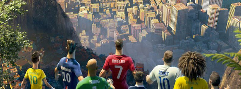 Nike Soccer: The Last Game Poster