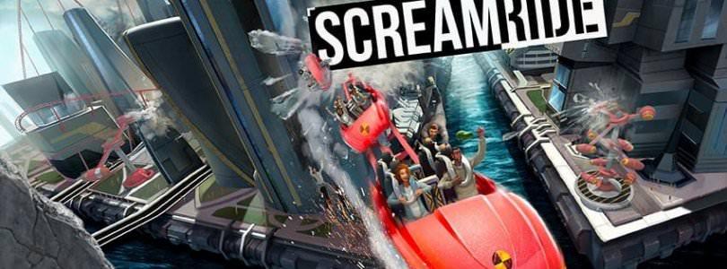 ScreamRide Announce Gamescom Trailer