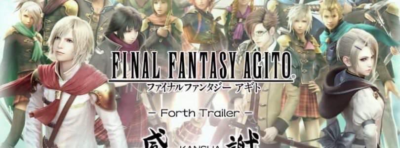 Final Fantasy Agito+ TGS 2014 Trailer For PlayStation Vita