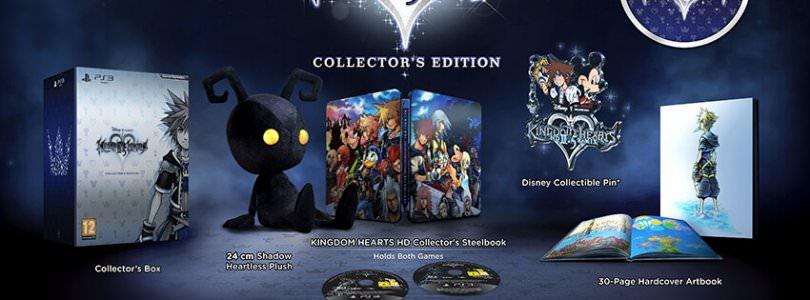 Kingdom Hearts HD 2.5 ReMIX Collector's Edition Announcement