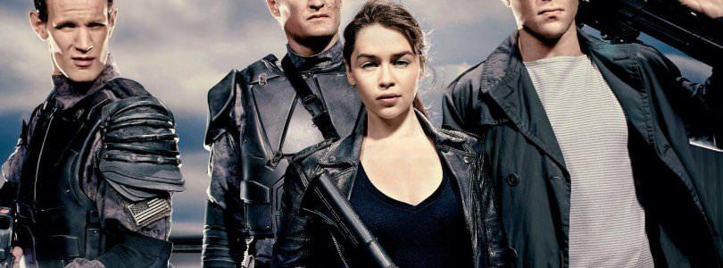 Terminator Genisys Movie Cast