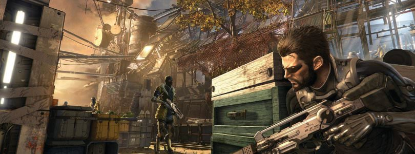 Deus Ex: Mankind Divided Revealed by Game Informer