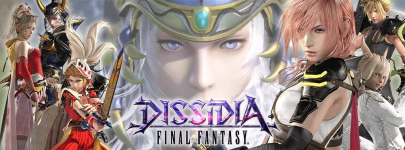 New Details On Dissidia Final Fantasy (Arcade)
