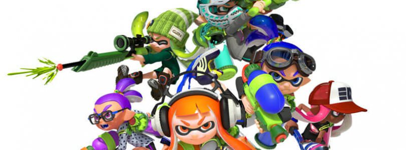 Splatoon Breaks 1 Million Copies Sold Worldwide