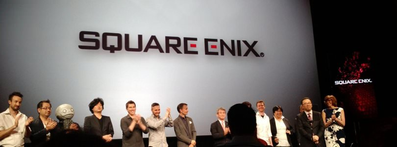 Square Enix's E3 2015 Press Conference Recap