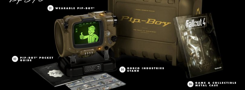 Fallout 4 Pip-Boy edition is sold out