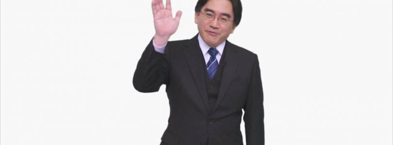 Nintendo President, Satoru Iwata passes away