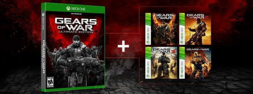Gears Series For Free With Gears of War: Ultimate Edition