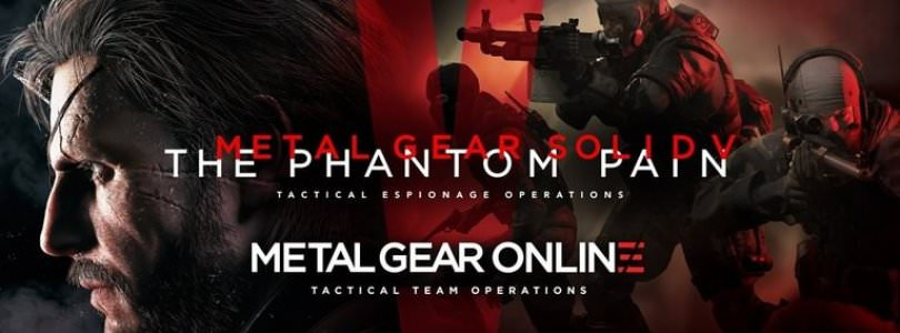 Metal Gear Online TGS Trailer