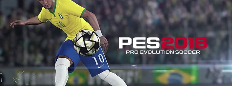 PES 2016 Is Getting A Free-to-Play Version