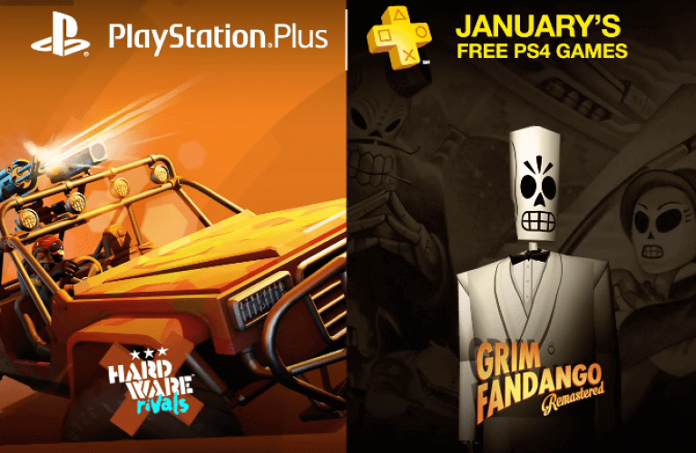 PlayStation Plus Free Game Lineup for January 2016