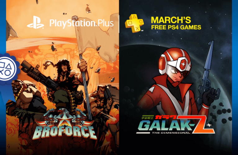 PlayStation Plus Free Game Lineup for March 2016