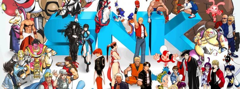 SNK Playmore rebranded as SNK