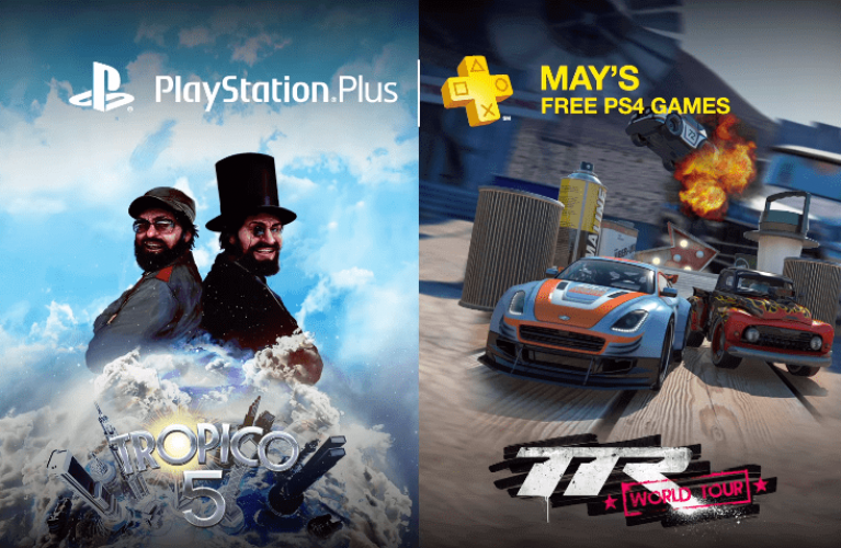 PlayStation Plus Free Game Lineup for May 2016