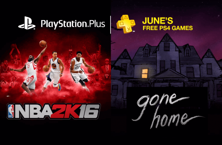 PlayStation Plus Free Game Lineup for June 2016