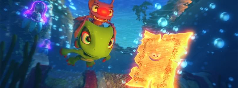 Yooka-Laylee E3 2016 Trailer – Delayed to Q1 2017