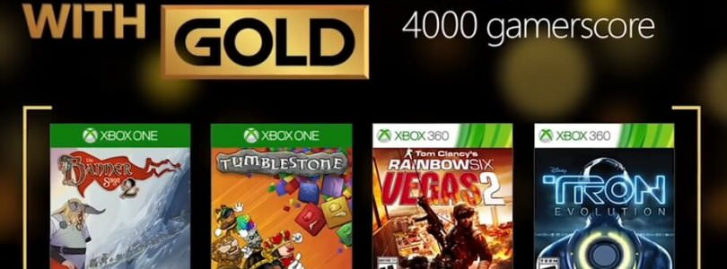 Games with Gold for July 2016 on Xbox One and Xbox 360