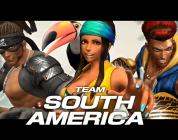 The King of Fighters XIV – South America Team Trailer