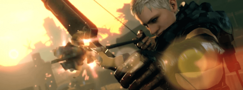 Metal Gear Survive Announcement – Gamescom 2016