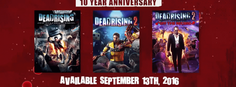 Dead Rising 10th Anniversary – Announcement Trailer
