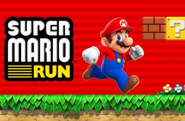 Super Mario Run iOS Announcement