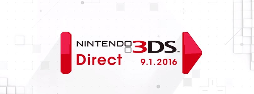 Nintendo 3DS Direct – 9.01.2016