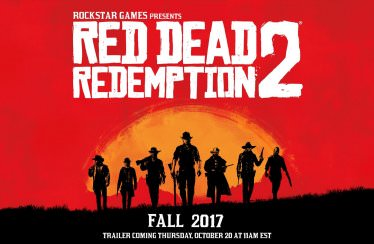 Red Dead Redemption 2 - Fall 2017