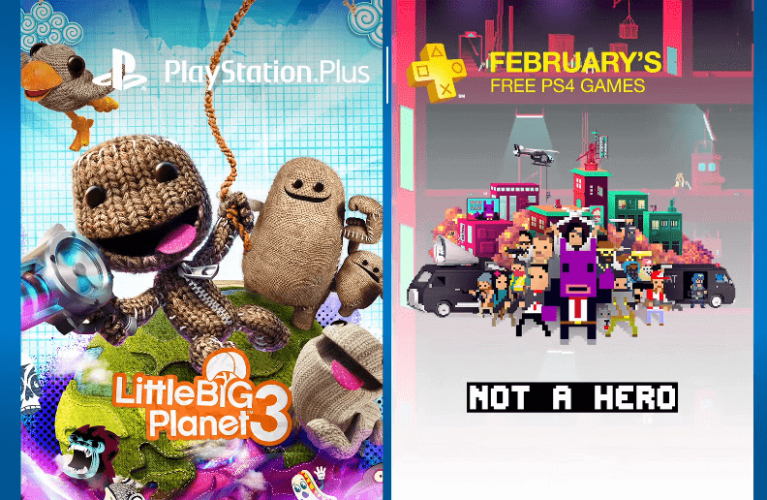 PlayStation Plus Free Game Lineup for February 2017