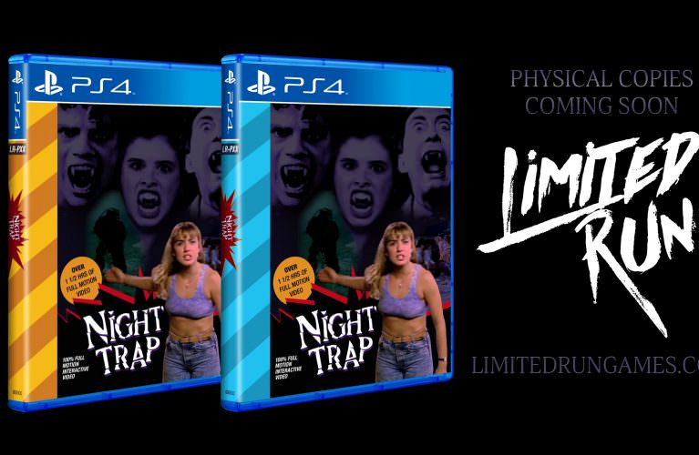 Night Trap: 25th Anniversary Edition Announcement Trailer
