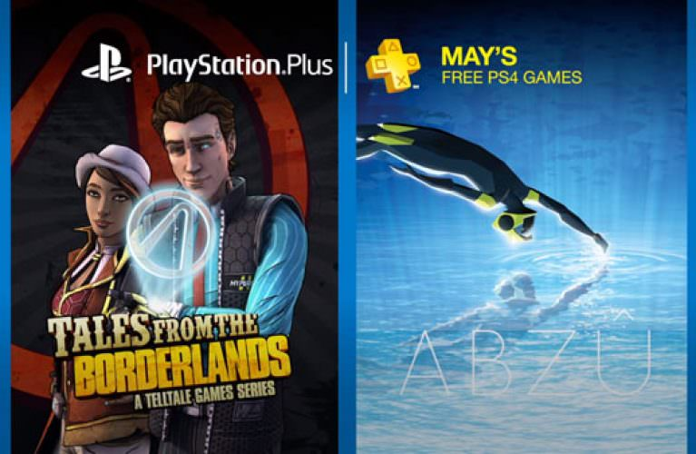 PlayStation Plus Free Game Lineup for May 2017
