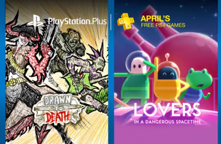 PlayStation Plus Free Game Lineup for April 2017