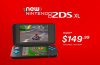 Nintendo to launch the New Nintendo 2DS XL system this July