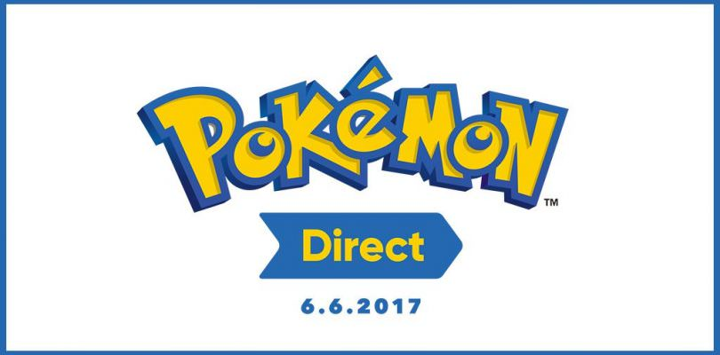 Pokémon Direct coming out tomorrow on June 6th