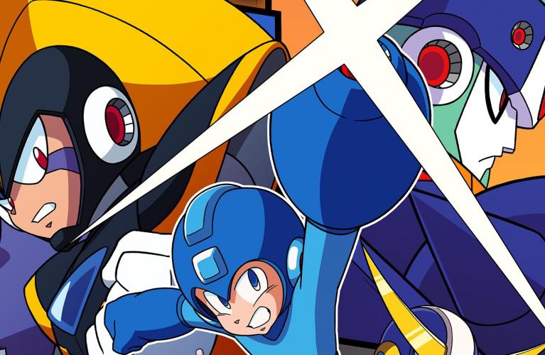Mega Man Legacy Collection 2 Announcement